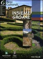 Insieme Groane. Itinerari d'arte a nord di Milano. Con CD-ROM