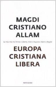 Copertina di 'Europa cristiana libera'