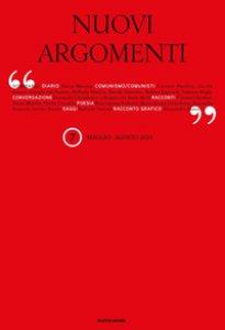 Copertina di 'Nuovi argomenti (2021)'