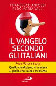Copertina di 'Il vangelo secondo gli italiani'