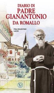 Copertina di 'Diario di padre Gianantonio da Romallo'