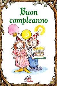 Copertina di 'Buon compleanno'