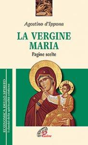 Copertina di 'La vergine Maria'