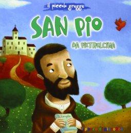 Copertina di 'San Pio da Pietralcina'