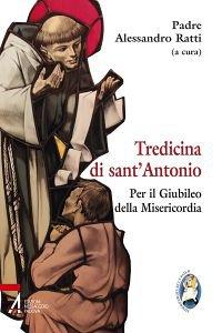 Copertina di 'Tredicina di sant'Antonio per il Giubileo della Misericordia'