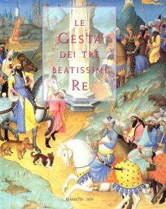 Copertina di 'Le gesta dei tre beatissimi re'
