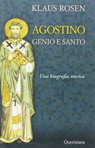 Copertina di 'Agostino. Un genio e un santo'