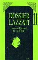 Lazzati direttore de «L'Italia»