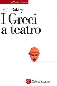 Copertina di 'I greci a teatro'