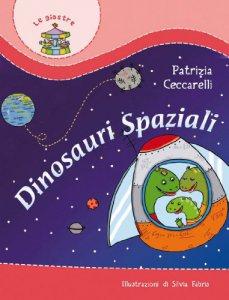 Copertina di 'Dinosauri spaziali'