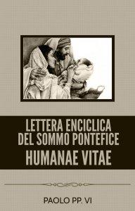 Copertina di 'Humanae Vitae'