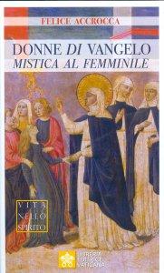 Copertina di 'Donne di Vangelo'