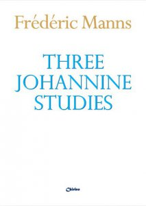 Copertina di 'Three Johannine studies'