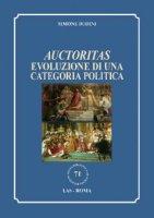 Auctoritas evoluzione di una categoria politica - Simone Budini