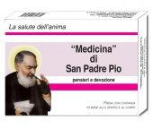 Medicina di San Padre Pio