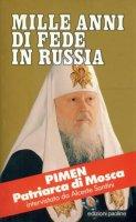 Mille anni di fede in Russia. Intervista a Pimen, patriarca di Mosca - Santini Alceste