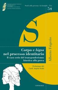 Copertina di 'Corpo e logos nel processo identitario'