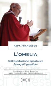 Copertina di 'L'omelia. Dall'esortazione apostolica «Evangelii gaudium»'
