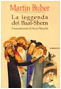 Copertina di 'La leggenda del Baal-Shem'