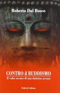 Copertina di 'Contro il Buddismo'