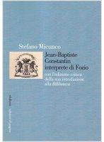 Jean-Baptiste Constantin interprete di Fozio - Stefano Micunco
