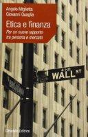 Etica e finanza - Quaglia Giovanni