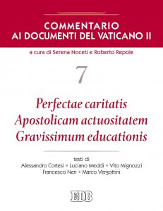 Copertina di 'Commentario ai documenti del Vaticano II. Vol 7'