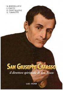 Copertina di 'San Giuseppe Cafasso il direttore spirituale di Don Bosco'