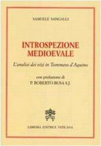 Copertina di 'Introspezione Medioevale'