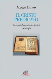 Copertina di 'Il cristo predicato'