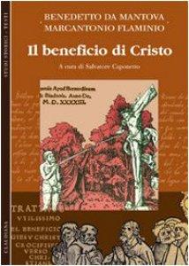 Copertina di 'Il beneficio di Cristo'