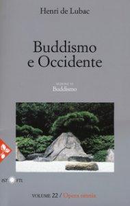 Copertina di 'Buddismo e Occidente'
