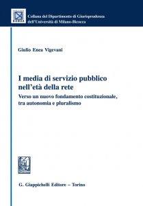 Copertina di 'I media di servizio pubblico nell'età della rete'