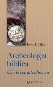 Copertina di 'Archeologia biblica'