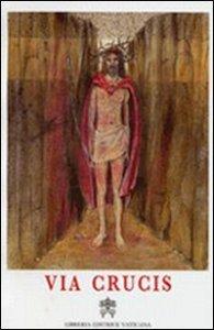 Copertina di 'Via crucis al Colosseo 2011'