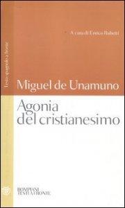 Copertina di 'Agonia del cristianesimo'
