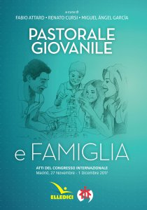 Copertina di 'Pastorale giovanile e famiglia'