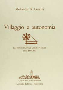 Copertina di 'Villaggio e autonomia'