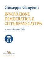 Innovazione democratica e cittadinanza attiva - Gangemi Giuseppe