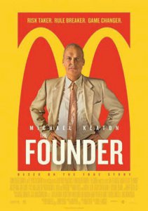 Copertina di 'The founder'