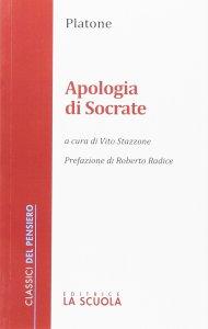 Copertina di 'Apologia di Socrate.'