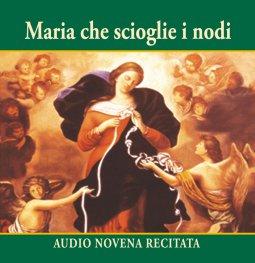 Copertina di 'Novena a Maria che scioglie i nodi + CD'