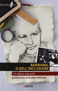 Copertina di 'Barbiana o dell'inclusione'