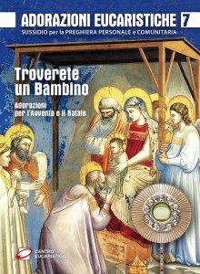 Copertina di 'Adorazioni eucaristiche 7'