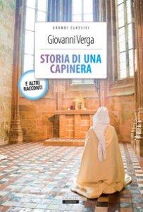 Copertina di 'Storia di una capinera e altri racconti. Con Segnalibro'