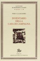 Inventario della casa di campagna - Piero Calamandrei