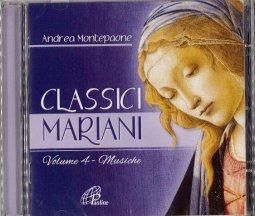 Copertina di 'Classici mariani Volume 3. Canti mariani della tradizione popolare. CD'