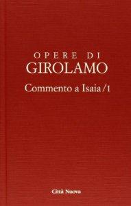 Copertina di 'Opere di San Girolamo. Commento a Isaia'
