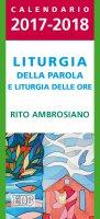 Calendario liturgico 2017/2018
