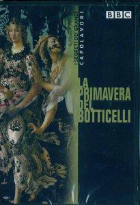 Copertina di 'La primavera di Botticelli'